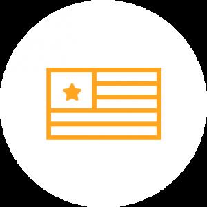 Cheap Chiavaris — American Flag